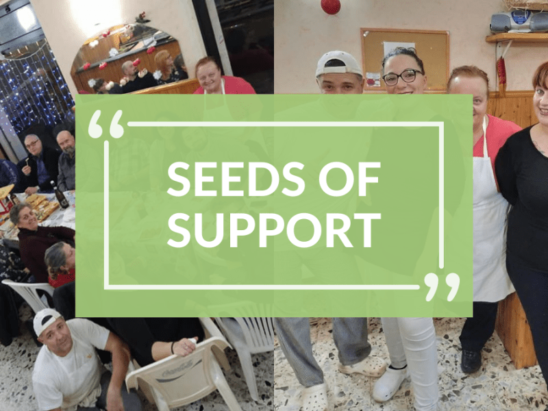 seeds of support