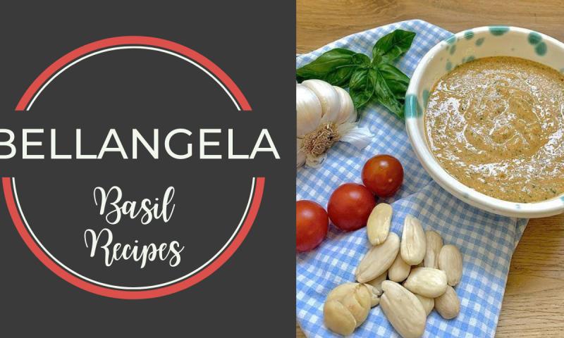 Bellangela Italian pesto